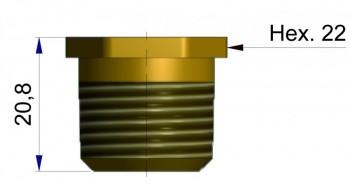 Вентиль TR-SP3 66780-67