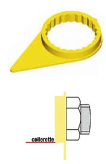 Индикатор колесных гаек  65911-69